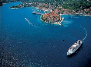 Ferrys en Croacia