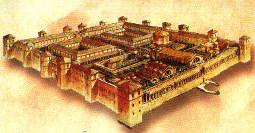 Split Croacia Palacio