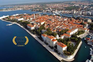 Zadar destino de Europa 2016