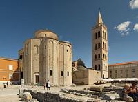 Zadar Foro romano