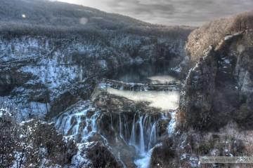 Plitvice invierno