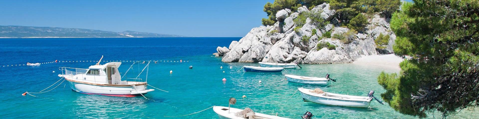 Brela - Makarska Riviera