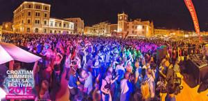 Salsa festival en Rovinj